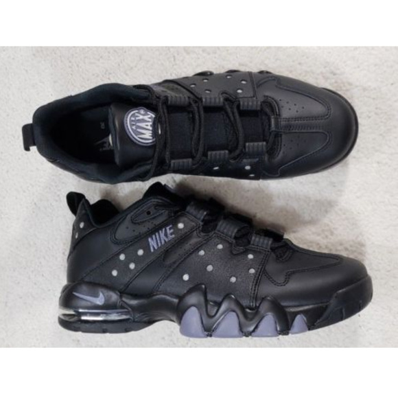 wholesale outlet lowest discount best place Nike Air Max CB 94 Low Black/Light Carbon Basketba